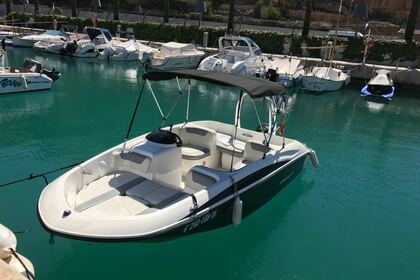 Rental Motorboat BAYLINER ELEMENT 160 Calvià