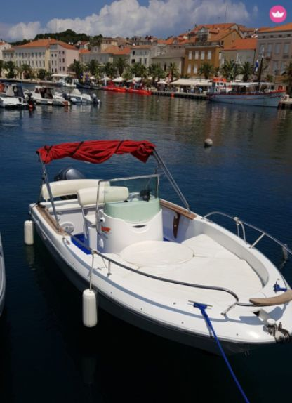 Charter Motorboat Sessa Key Largo 19 Mali Losinj