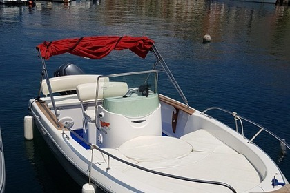 Rental Motorboat SESSA Key Largo 19 Mali Losinj