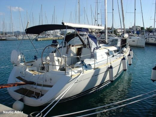 Jeanneau Sun Odyssey 36I in Athens for hire