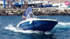 Motorboat Quicksilver 410 Fish for hire