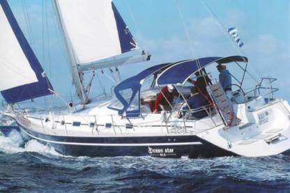 Charter Sailboat Ocean Star 51.2 Palermo