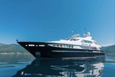 Rental Motorboat Heesen Yacht 36 M Cannes