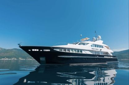 Charter Motorboat Heesen Yacht 36 M Cannes