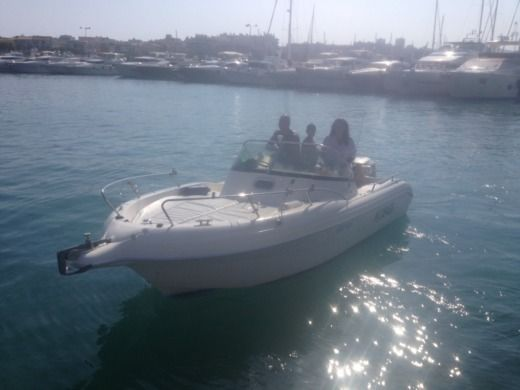 Pacific Craft 650 Wa in Antibes zu vermieten