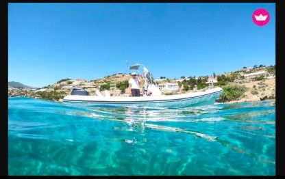 Location Semi-rigide Sea Water Smeralda 270 San Remo
