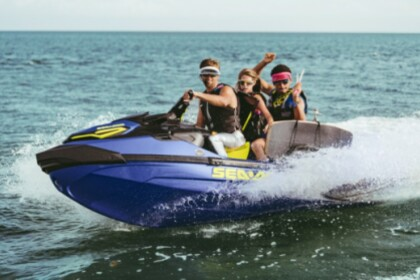 Location Jet-ski Seadoo Wake Pro 230 Cv Cannes