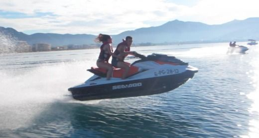 Bombardier Sea Doo Gti 130 à Roses entre particuliers