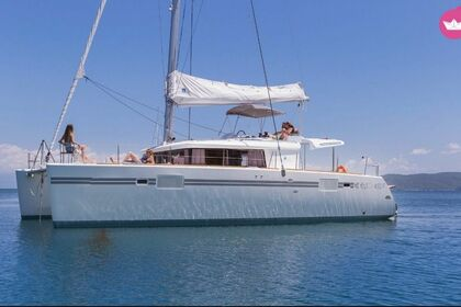 Location Catamaran LAGOON LAGOON 450 F Préveza
