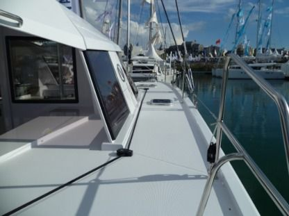Location Catamaran Bavaria Nautitech Open 40 Le Marin