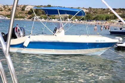 Charter Motorboat Proteus Alfea 485 Rhodes