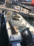 Motorboat Shiren 22 Cc for hire