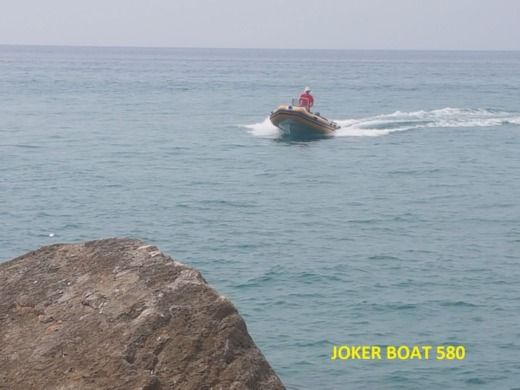 Charter rIB in Sperlonga