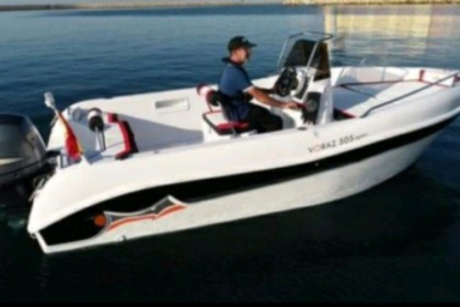 Rental Motorboat VORAZ 505 open Marbella