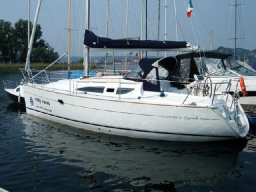 JEANNEAU Sun Odyssey 32 in Ispra VA for hire