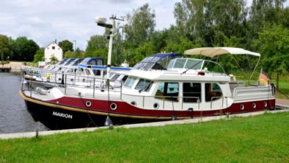 Charter Houseboat Linssen Dutch Sturdy 380 Ac Twin Zehdenick