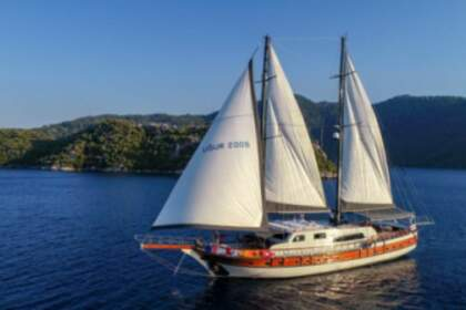 Rental Sailboat Gulet UGUR 2005 Luxury Marmaris
