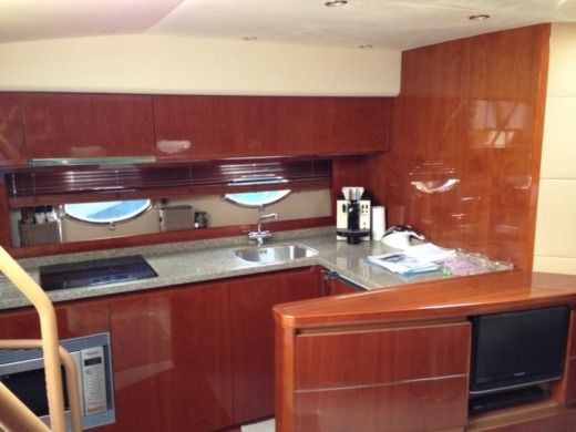 Motorboat Princess 16 V 53 for hire