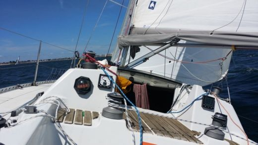 Sailboat Archambault Sprint 95 7/8 for hire