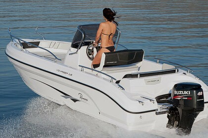 Rental Motorboat Ranieri International Voyager 19 S Manerba del Garda