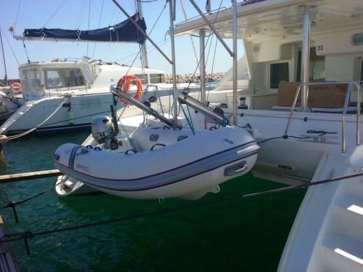 Lagoon 440 in Sant Antoni de Portmany for rental