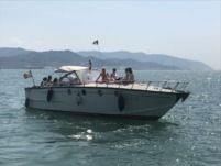 Motorboat Cantieri Del Garda Roar 35 for hire