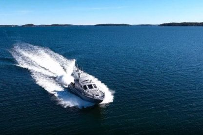 Rental Motorboat Custom Katieca Stockholm