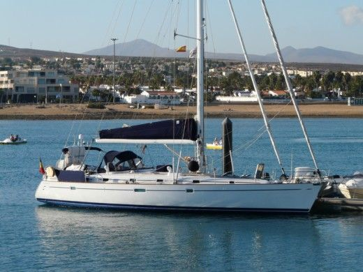 BENETEAU 50 in Le Marin peer-to-peer