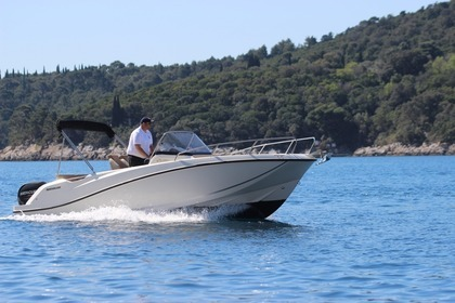 Charter Motorboat QUICKSILVER 675 OPEN active Dubrovnik