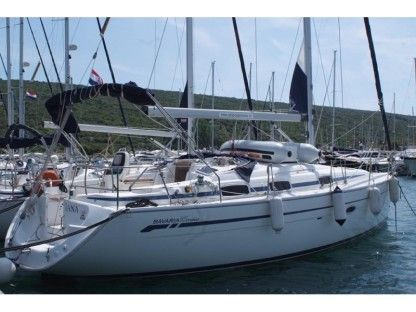 Charter Sailboat  Bavaria 37 Cruiser  Punat