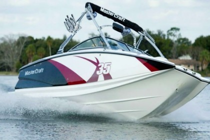 Rental Motorboat Mastercraft X35 Lake Havasu City