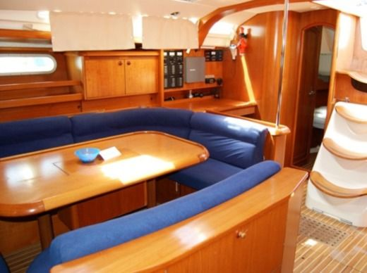 Sailboat Jeanneau Odyssey 49 for rental
