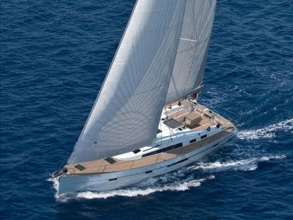 Charter Sailboat Bavaria Cruiser 56 Salerno