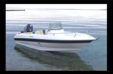 Motorboat Olympic 490 Sx