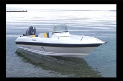 Rental Motorboat Olympic 490 Sx Rhodes
