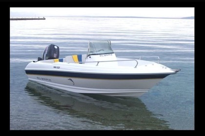 Hire Motorboat Olympic 490 SX Rhodes