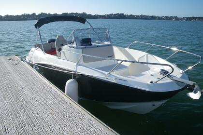 Rental Motorboat QUICKSILVER 605 Sundeck Mallorca
