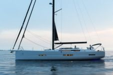 Sailboat Dufour 56 Exclusive for rental