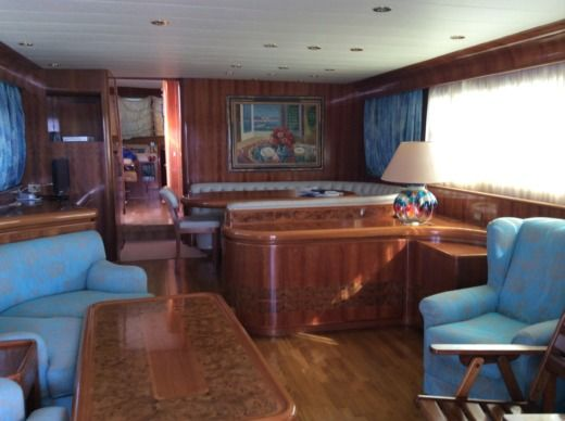 Houseboat Canados 75S for hire