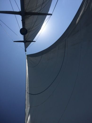 Sailboat Jeanneau 1990 for hire