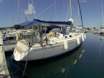 Charter Sailboat Salona 45 Krk