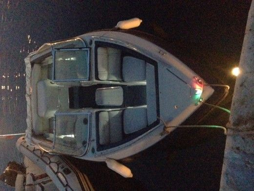 Motorboat Mariah Boat 190Z Talari for hire