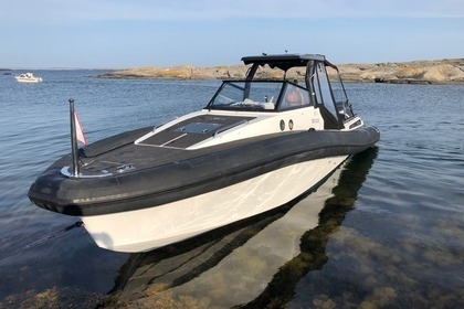 Charter Motorboat Agapi 950 Twin Gothenburg