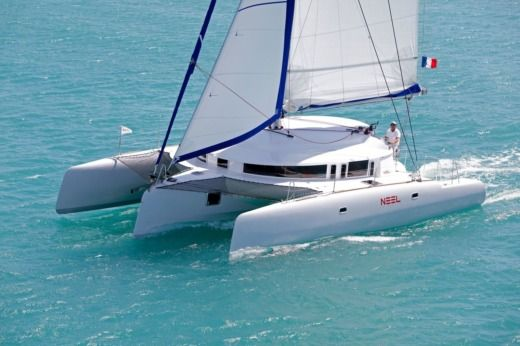 Trimaran Neel 45 a Philipsburg tra privati