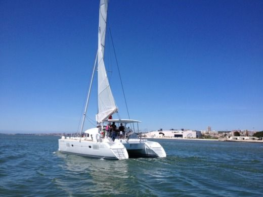 Lagoon 380 S2 in Lisbon for hire