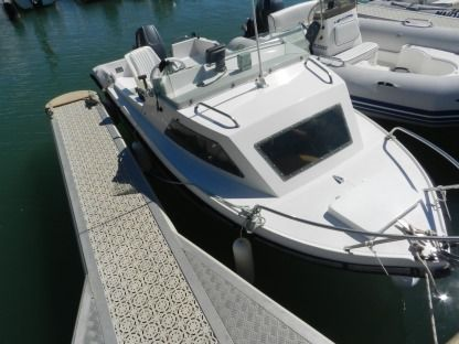 Charter Motorboat Jouandoudet Esturgeon Les Mathes
