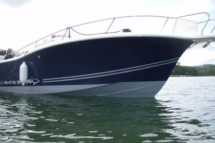 Rental Motorboat KELT WHITE SHARK 245 Le Verdon-sur-Mer