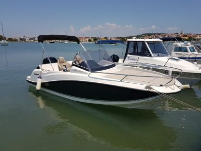 Rental Motorboat Quicksilver Activ 605 Medulin