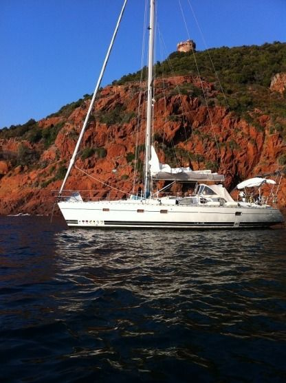 Rental Sailboat Kirie Feeling 416 Saint-Florent
