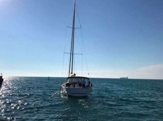 Sailboat Dufour 412 Grand Large for rental